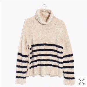 Madewell mariner stripe sweater